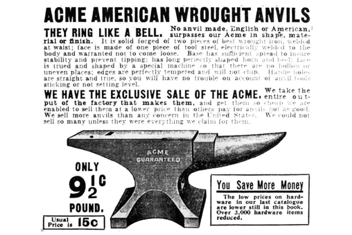 Acme Corporation, Going Strong Since 1920