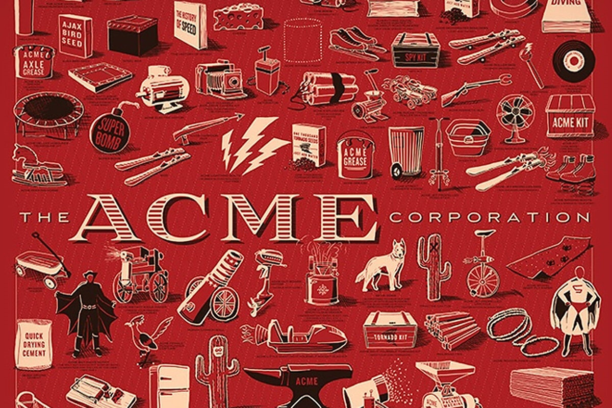 Acme Goes Strong in Mass Media